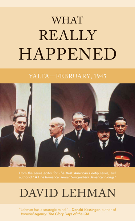 What Really Happened_Yalta